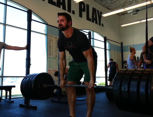 Plateau Busters, Vol. 3: Deadlifts & Pull-Ups