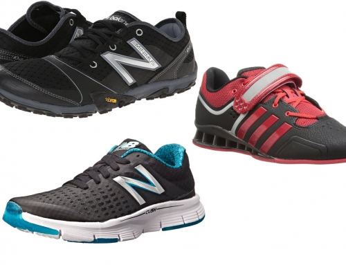 What Kind of Shoes Should You Wear in the Gym?