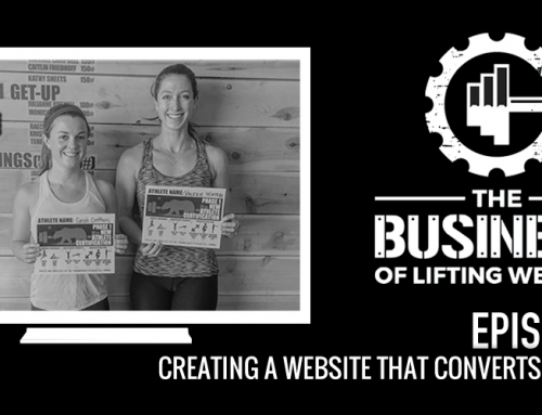 #24: Creating a Website that Converts New Members