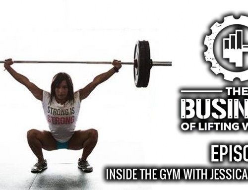#25: Jessica Estrada – Inside the Gym