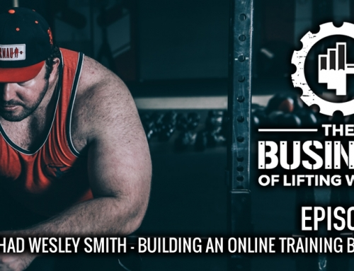 #26: Chad Wesley Smith – Building an Online Training Business