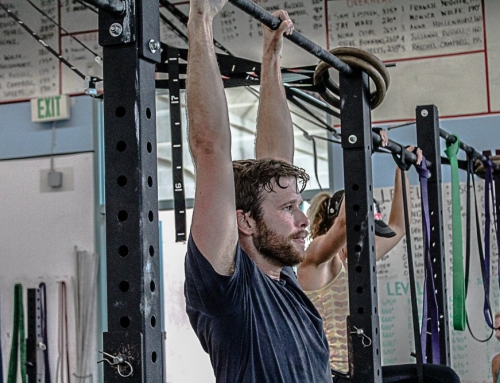 #10 – How to Do More Pull-Ups