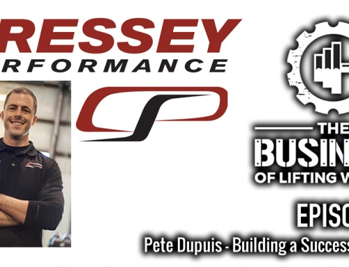 #29: Pete Dupuis – An Insider Look Into Cressey Sports Performance