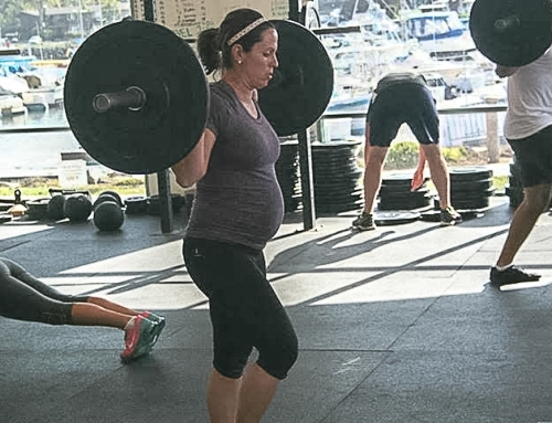Can I Still Lift Weights While Pregnant? A Guest Post from Molly of BIRTHFIT