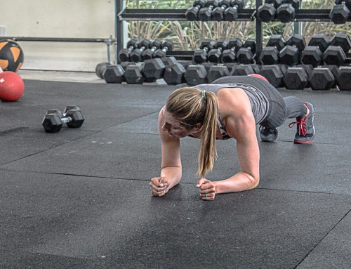 A Better Way to Train the Core: Plank Pull Through