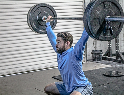 Common Snatch Mistakes in the Set-Up and the 1st Pull