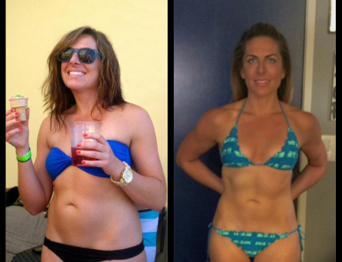 "Kristi Miller: ""How I Lost 21 Pounds"""