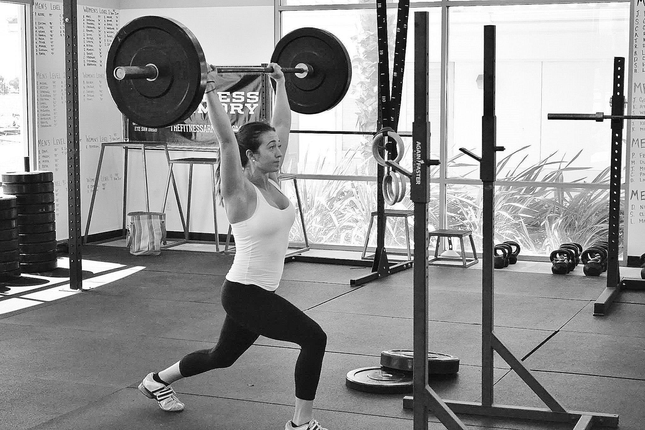 Olympic Weightlifting San Diego