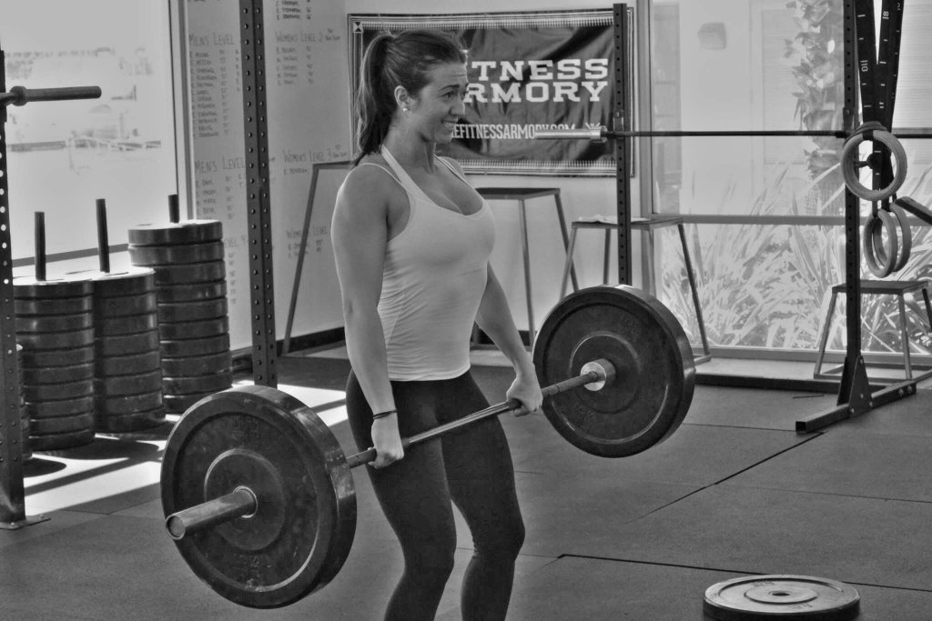 Olympic Lifting in San Diego