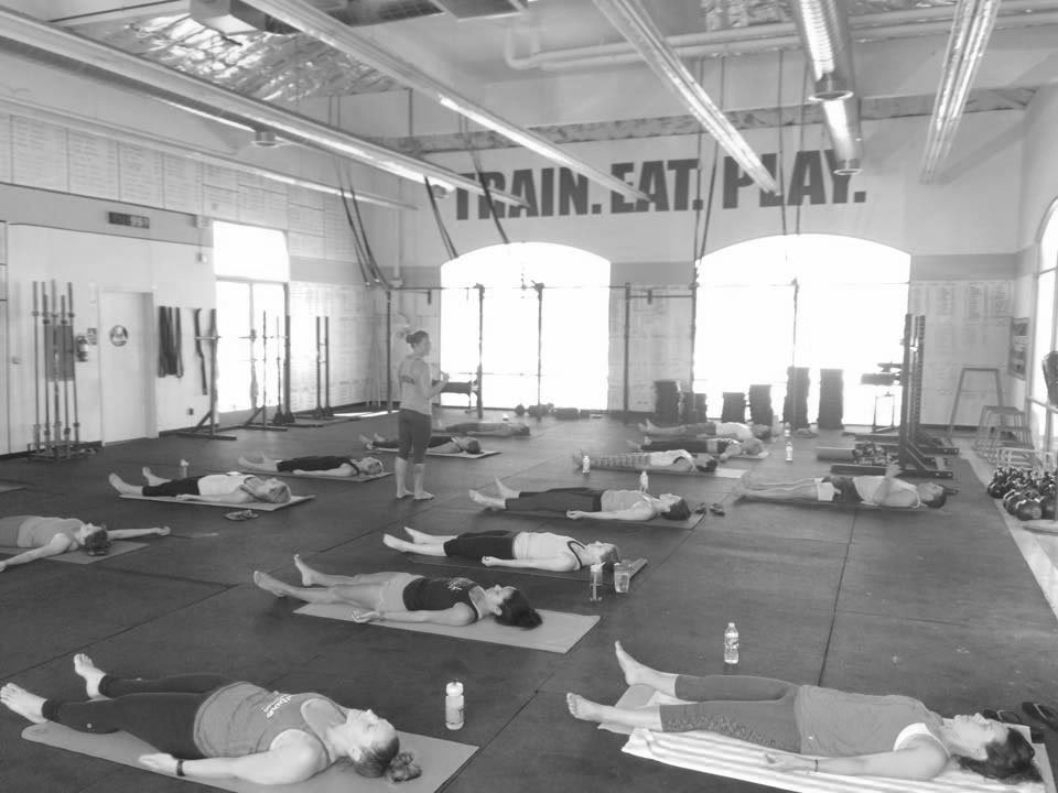 Yoga For Athletes Pacific Beach