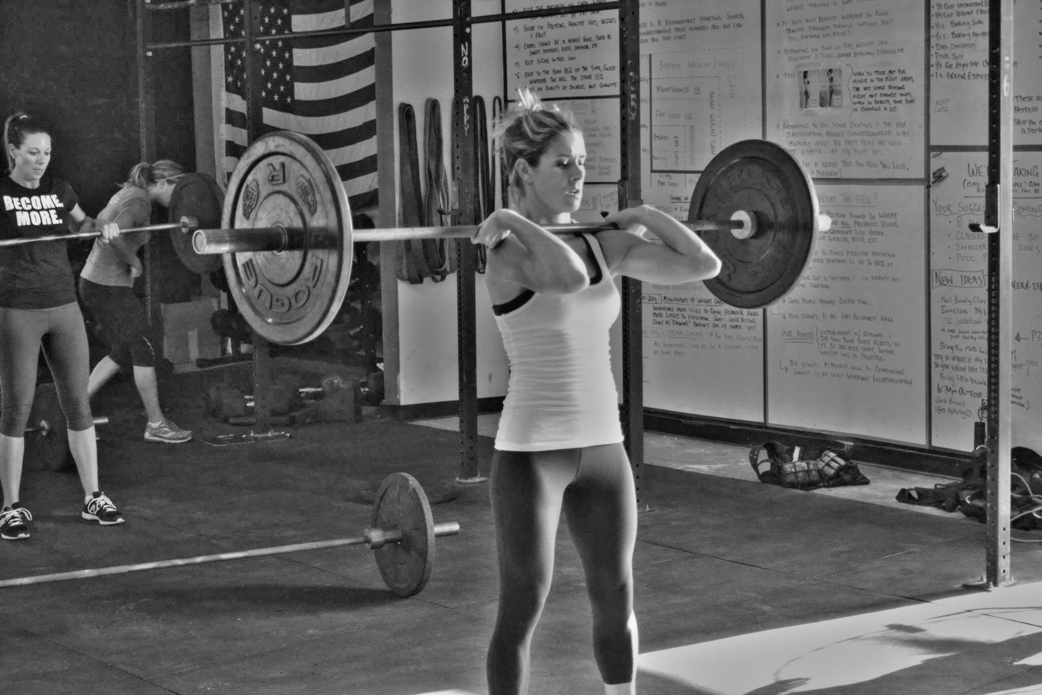 Will weights make women bulky?