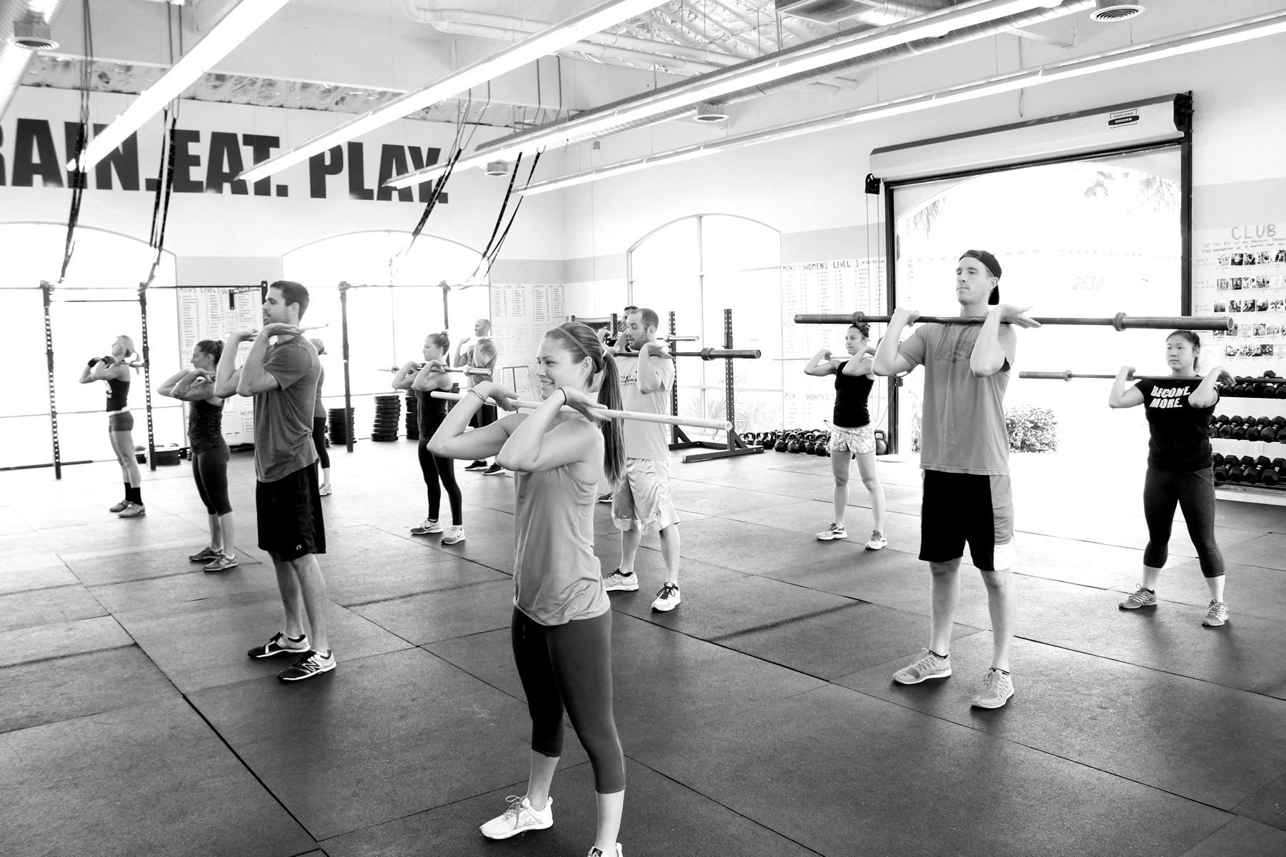 Learn Weightlifitng: Performance360 Seminar - Intro To Weightlifting - San Diego