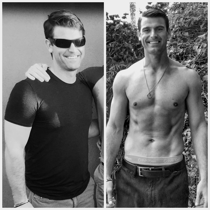 P360 Athlete, Joe W., down 7% body fat. Read how.