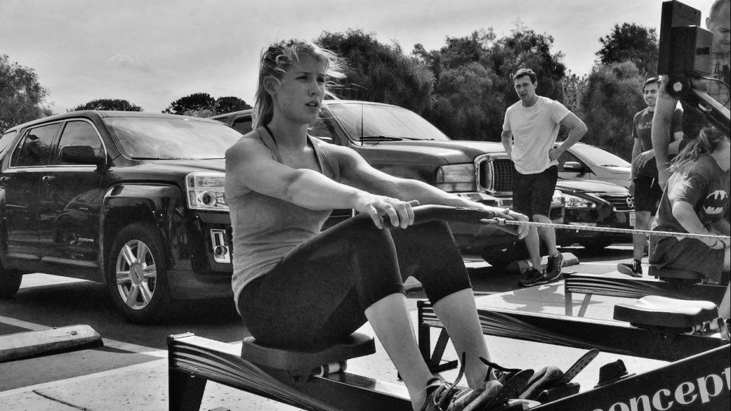 skye rowing