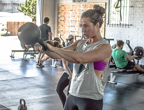 This Sunday: Kettlebell Swing Clinic with Coach Dave