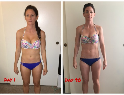 Brigid Miller: How I Burned 4.7% Body Fat