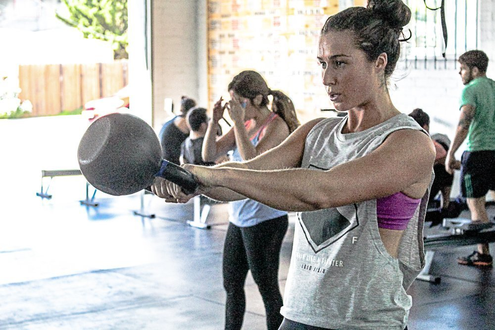 The Russian Kettlebell Swing vs. The Overhead Kettlebell Swing
