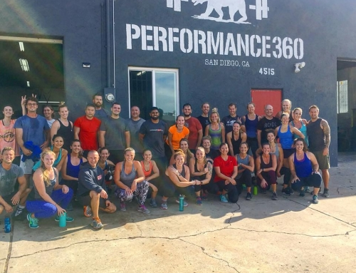 Sunday PB Community Workout (FREE Fitness)
