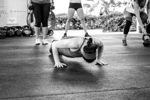 THUR: Push-Up PPB Day