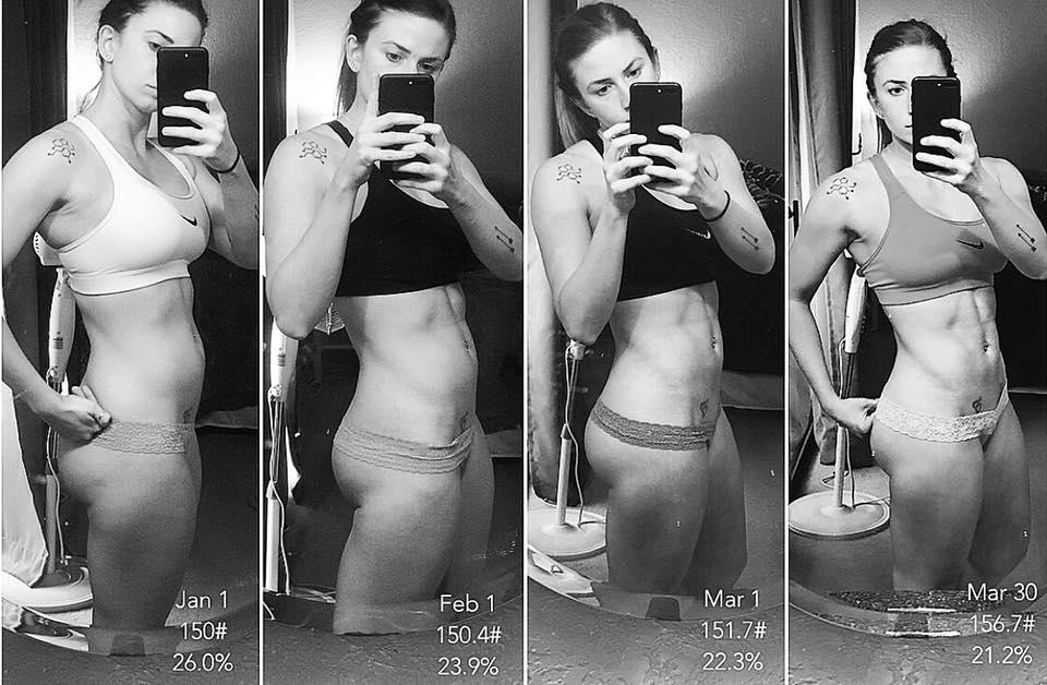 FRI: Erica's Transformation