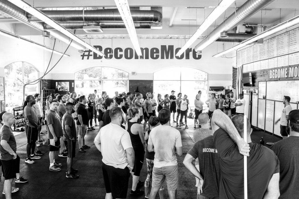 October Community Workout