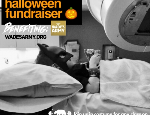 WED: Halloween Fundraiser for Wade's Army