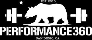 Performance360 | San Diego's Best Gym | Pacific Beach | Ocean Beach | 92109 | 92107 Logo
