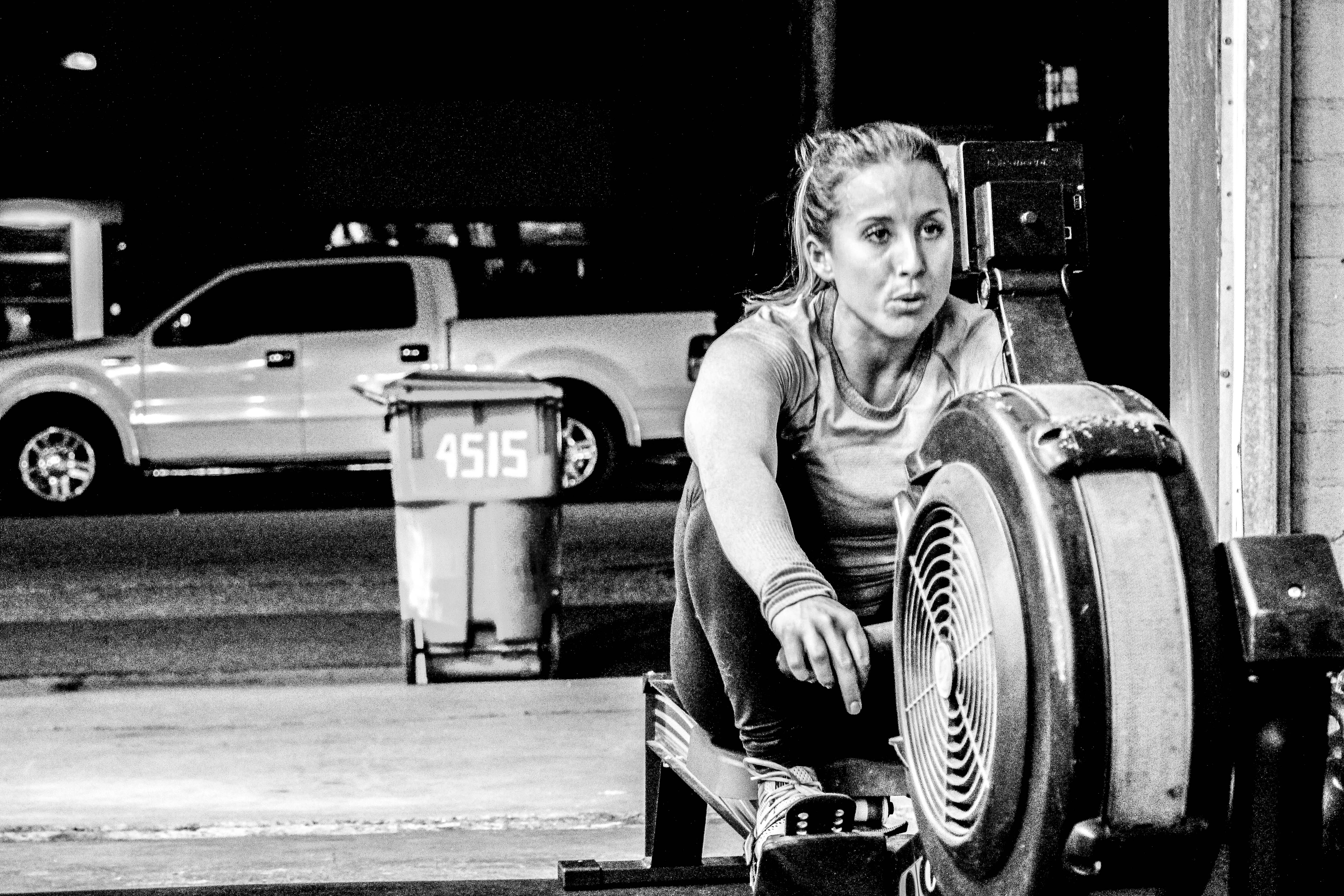 Tips for a Faster 1,000m Row