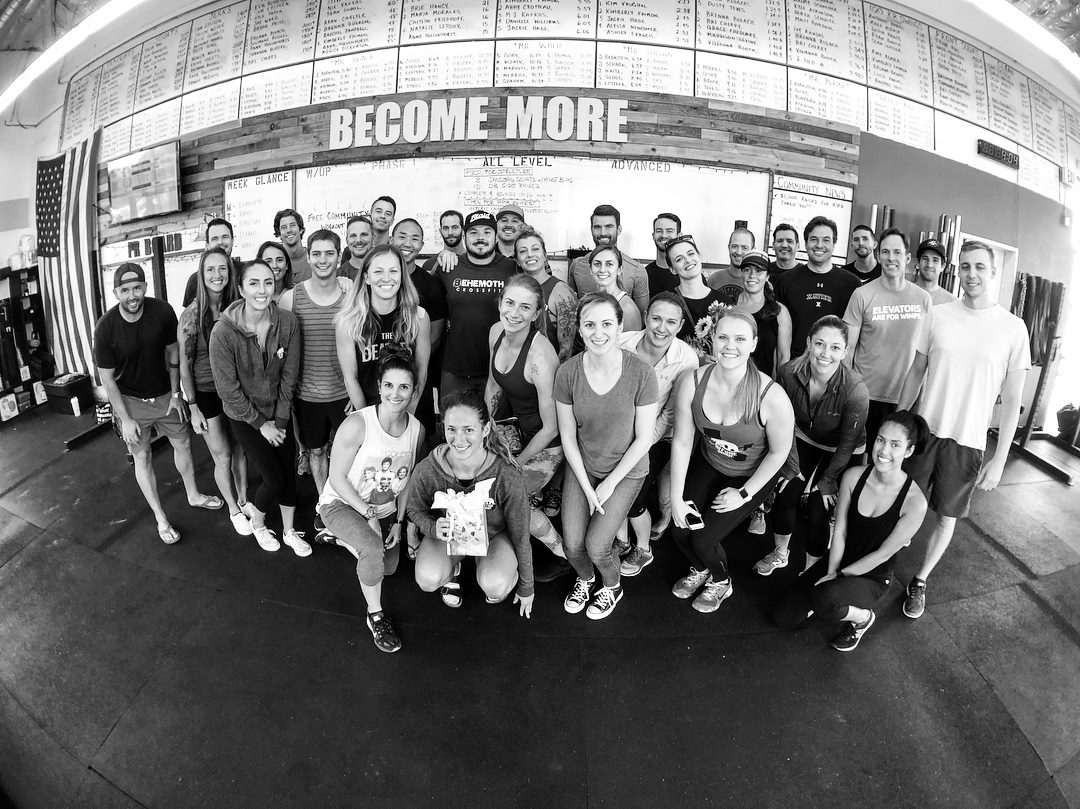Performance360 Pacific Beach Gym