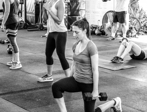 FRI: The Difference Between Forward and Reverse Lunges