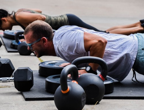 Bodyweight Training Isn't Program Filler